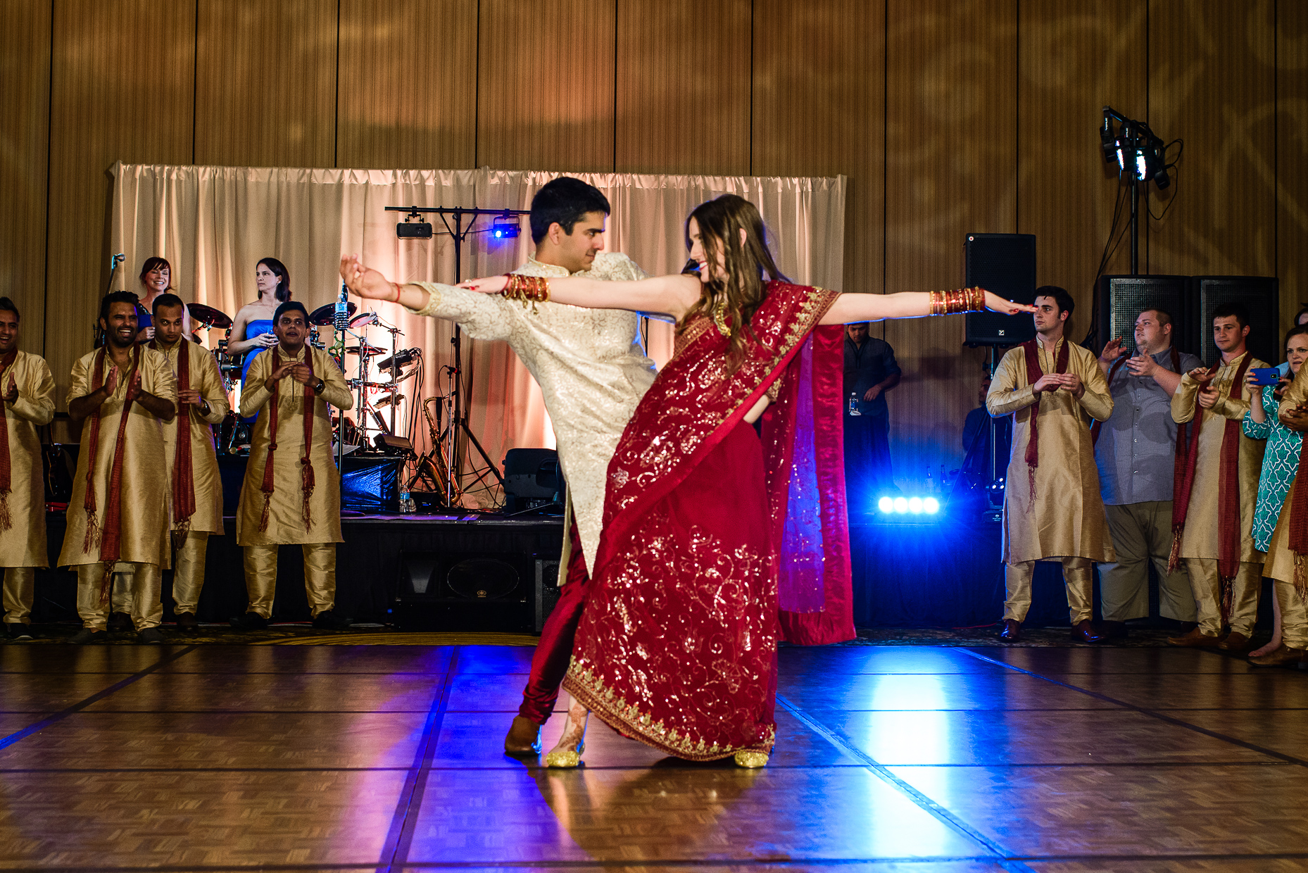 Austin-Wedding-Photographer-Lost-Pines-Hyatt-indian-dance-hindu