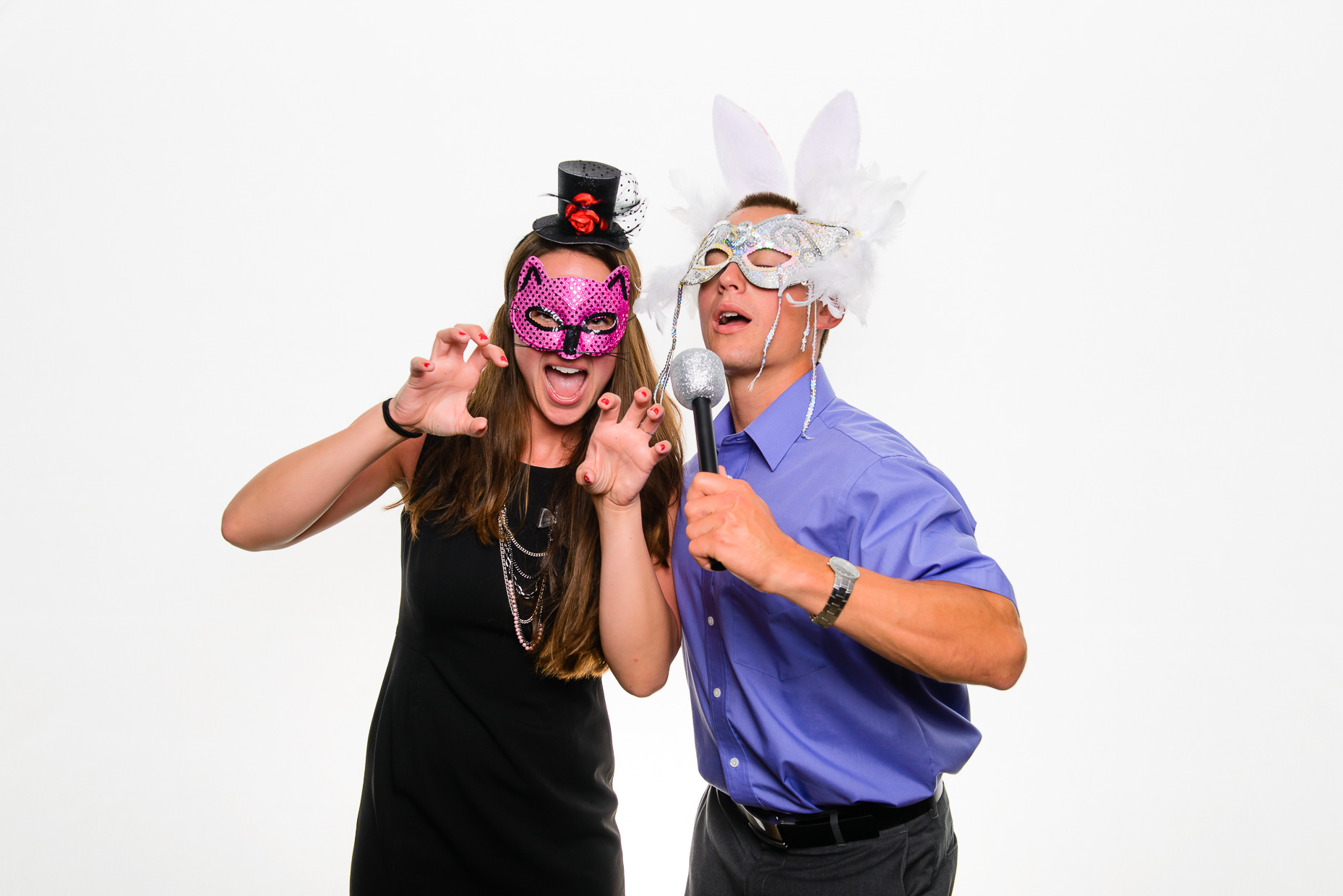 Austin-Wedding-Photographer-Photo-Booth-cat-bunny-masks