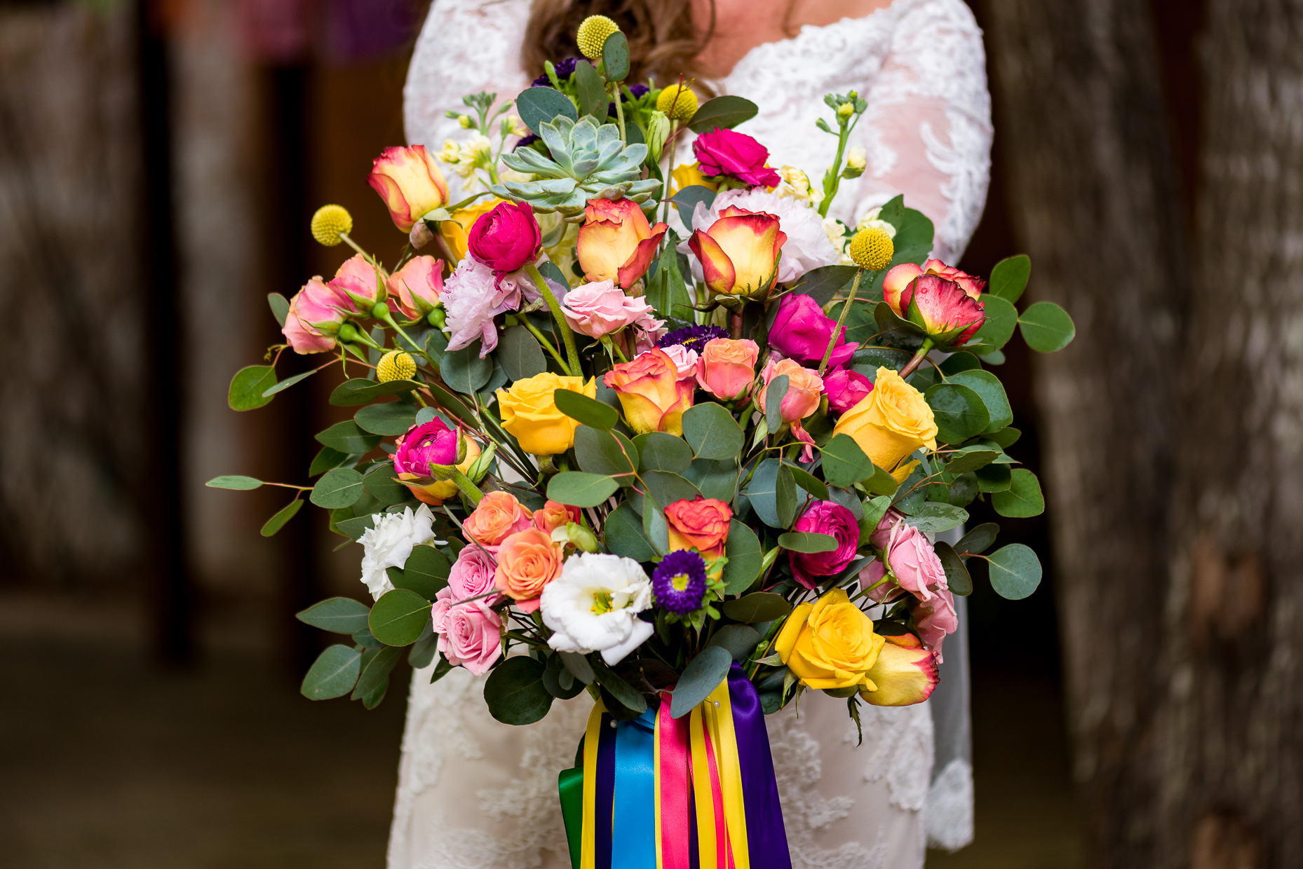 Austin-Wedding-Photographer-bouquet-roses-yellow-colorful-mexican-fiesta-bride