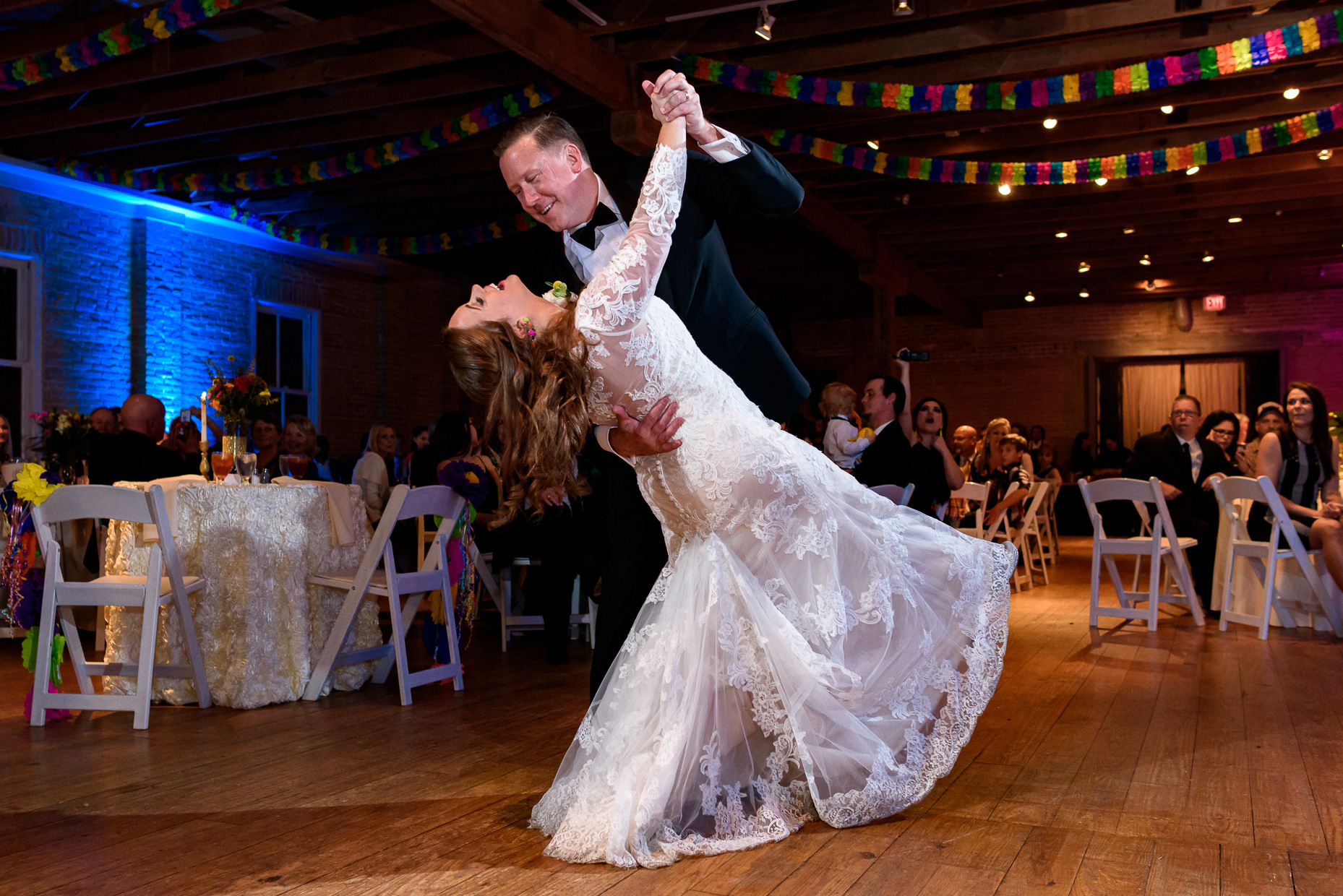 Austin-Wedding-Photographer-first-dance-dip-lace-san-antonio