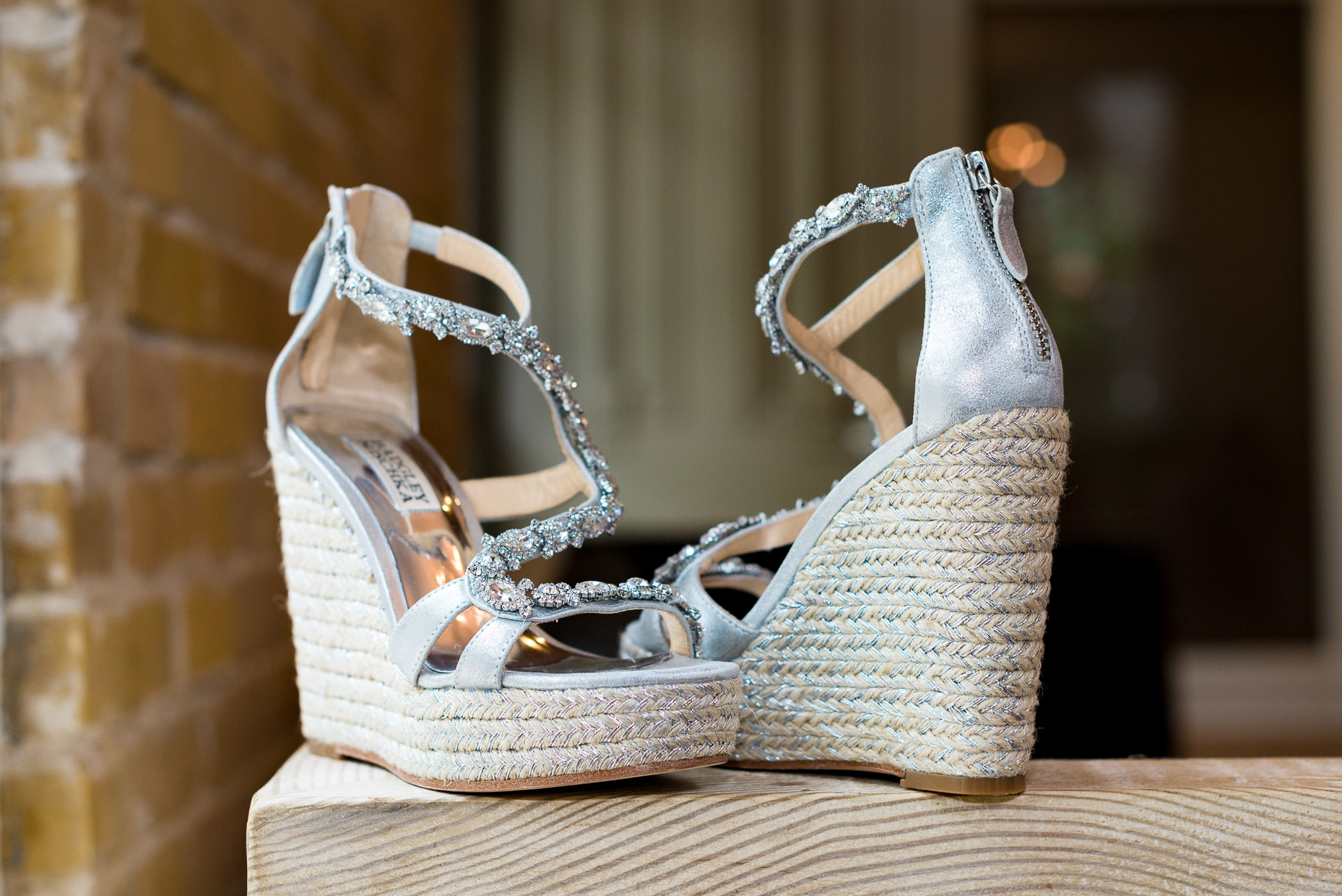 Austin-Wedding-Photographer-shoes-bride-badgley-mischka-rhinestone-silver-san-antonio-tx