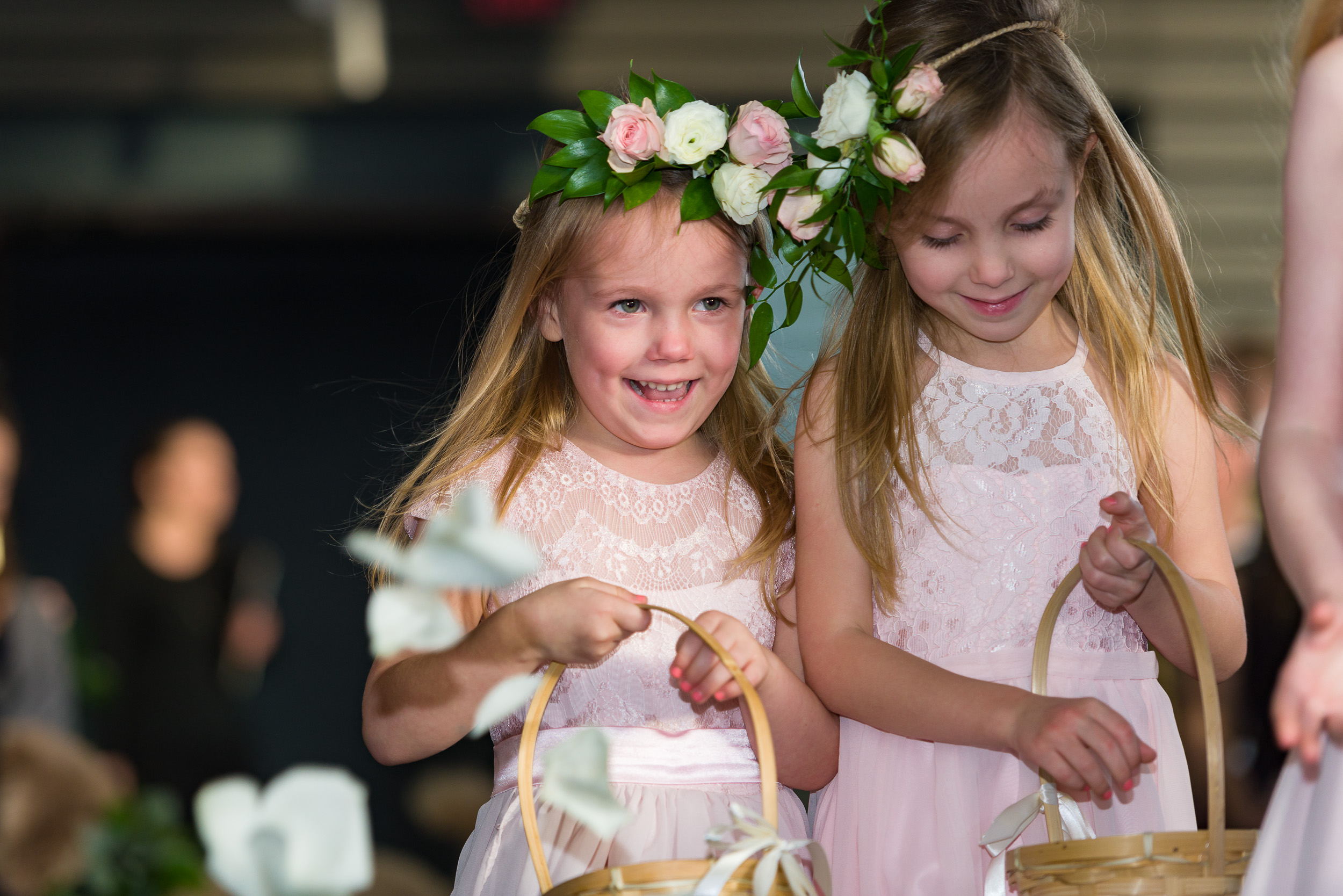 Austin-wedding-photographers-brazos-hall-downtown-flower-girls-cute-headband-floral-crowns