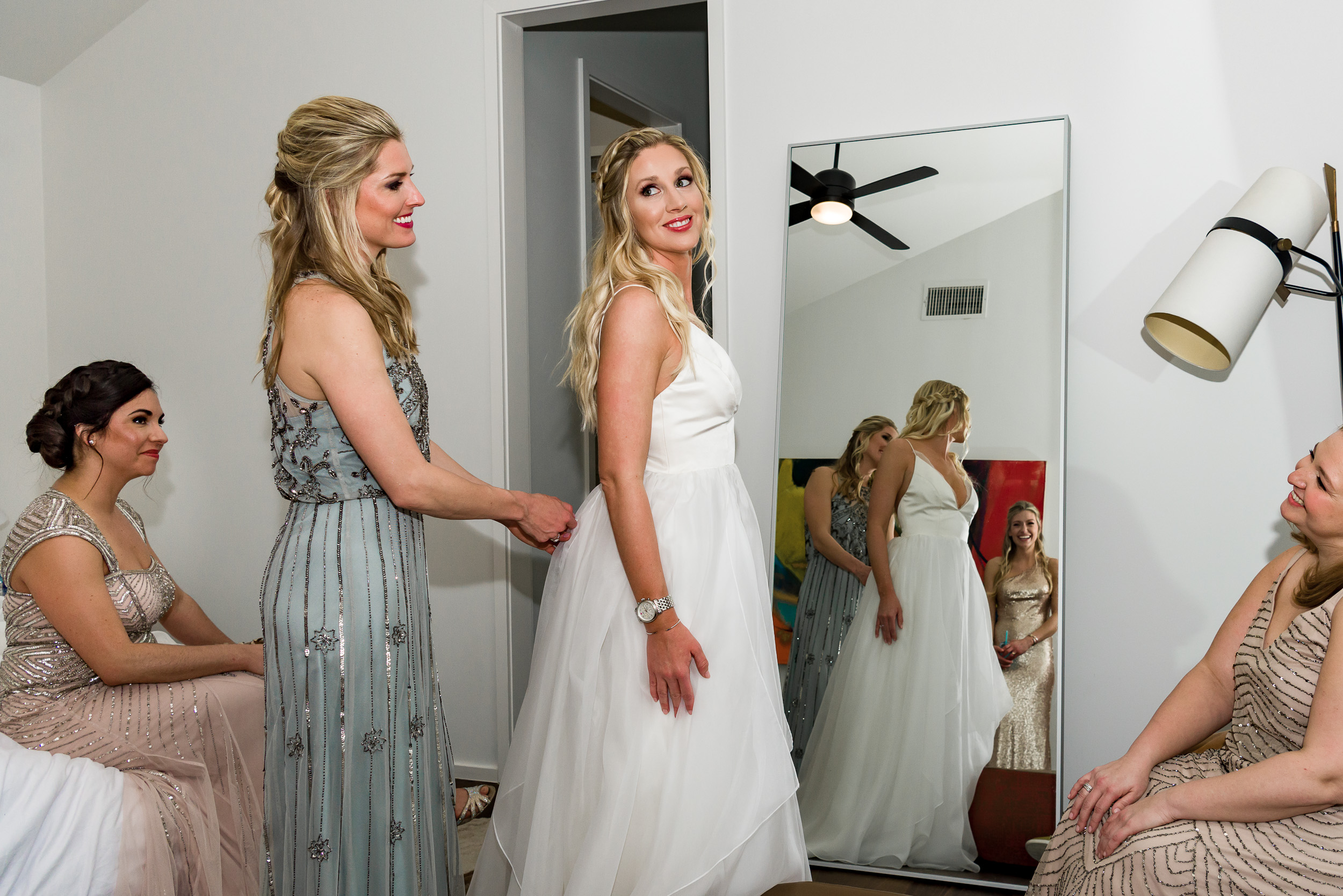 Austin-wedding-photographers-bride-dress-getting-ready-mirror