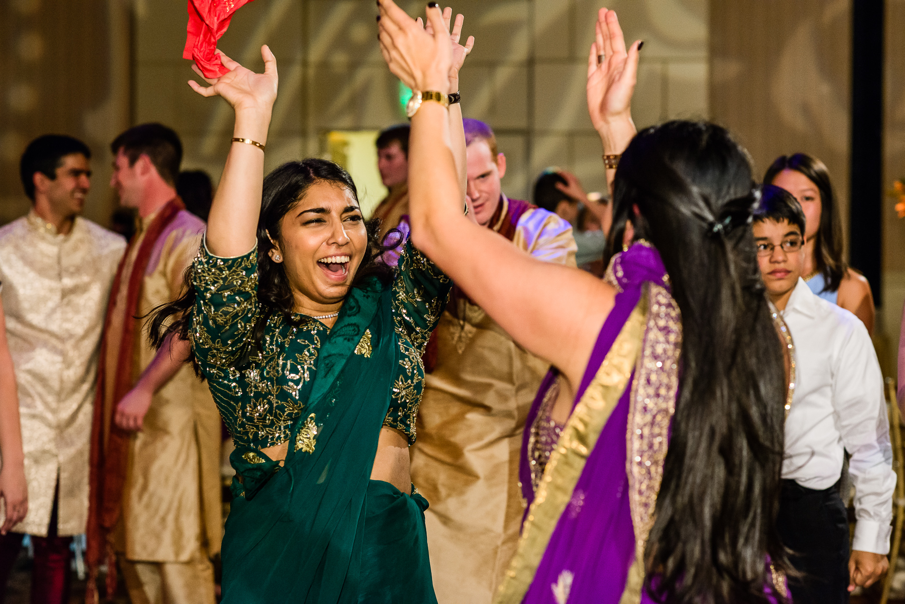 Indian-Hindu-Austin-Wedding-Photographer-Lost-Pines-Hyatt-dance