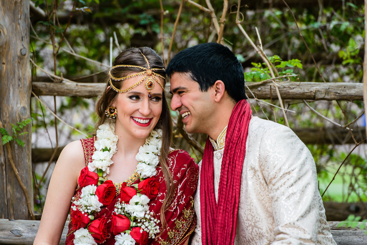 Indian muslim wedding by photographer in austin