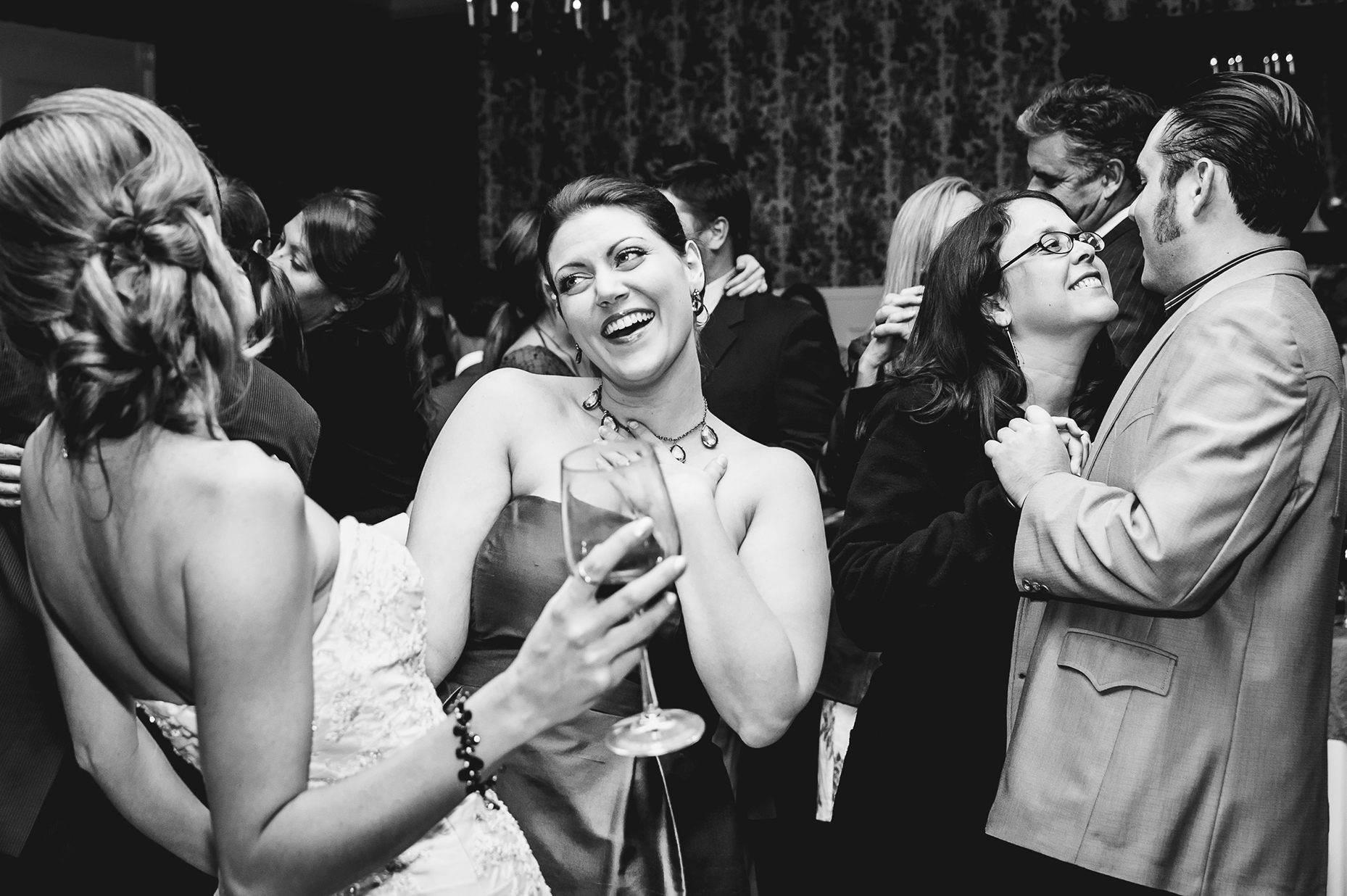 Austin Wedding Photographer Green Pastures Reception